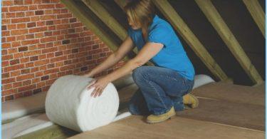 Die Wahl Isolierung für Wände und Dächer