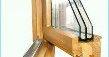 Wie man Holzfenster mit Doppelverglasung machen
