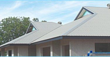 Wie das Dach mit Schiefer decken