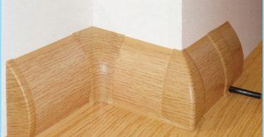 Foto Keramik Fußleisten, MDF