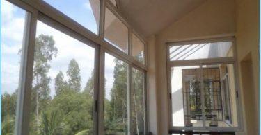 Schiebebalkonfenster