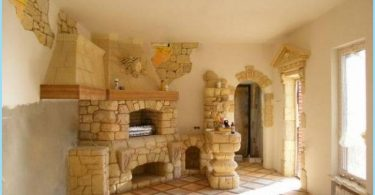 Steinofen für Bäder und Häuser