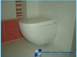 Wie die Toilette mit ihren eigenen Händen zu installieren