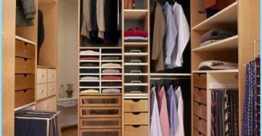 Design Kleiderschrank geringe Größe des Zimmers