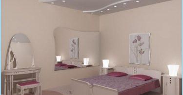 Designer Deckengipskarton Schlafzimmer mit Fotos