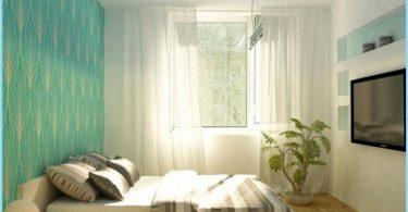 Entwerfen Sie ein Schlafzimmer in der Chruschtschow