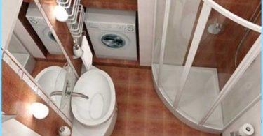 Innen kombiniert Badezimmer mit Dusche