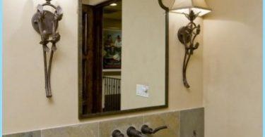 Designer Spiegel im Bad