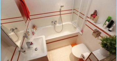 Entwerfen Sie einen kleinen Platz mit einem Bad 3 Fotos