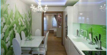 Foto Wand in der Küche, expandierenden Raum
