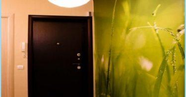 Foto Wand im Flur und Flur