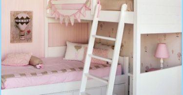 Kinderzimmer für zwei Mädchen
