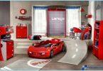 Kinderzimmer für einen Jungen