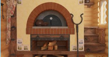 Die Abdeckung nach oben den Ofen, um nicht geknackt