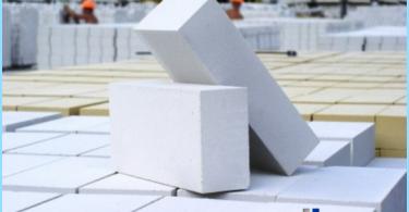 Brick Silikat korpulent: die Zusammensetzung und Eigenschaften