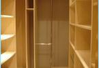 Wie ein Ankleidezimmer in der Wohnung ausstatten