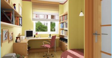 Studentenzimmer Modernes Design