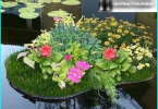 Spiegel im Garten als ursprüngliches Element der Landschaftsgestaltung