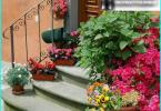 Design und Blumenbetten im Land mit ihren eigenen Händen: Monochrom-Optionen