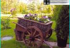 Gartenbank seine eigenen Hände zu geben - 6 Projekte in Bildern